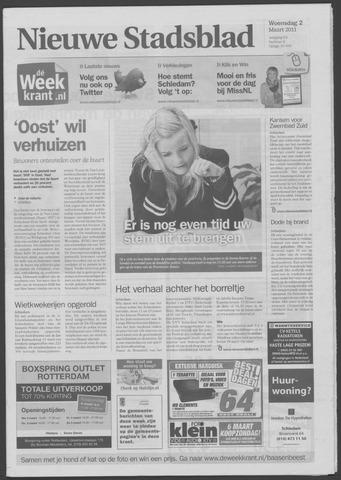 Het Nieuwe Stadsblad 2011-03-02