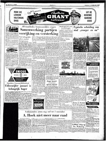 Trouw / De Rotterdammer 1962-02-09