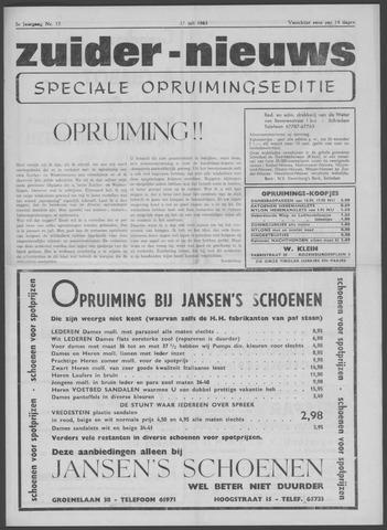 Zuider Nieuws 1963-07-17