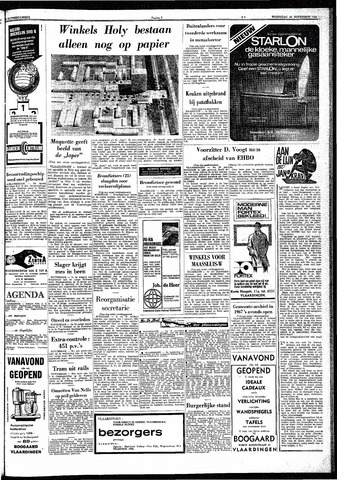 Trouw / De Rotterdammer 1966-11-30