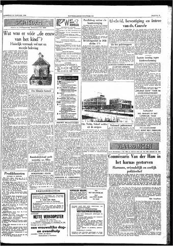 Rotterdamsch Nieuwsblad / Schiedamsche Courant / Rotterdams Dagblad / Waterweg / Algemeen Dagblad 1959-01-24