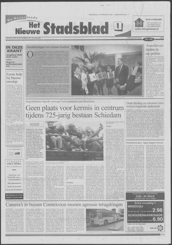 Het Nieuwe Stadsblad 2000-02-16