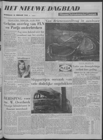Nieuwe Schiedamsche Courant 1962-02-14