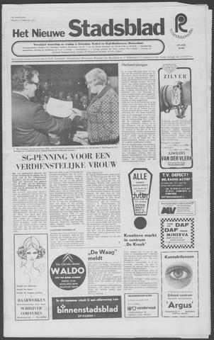 Het Nieuwe Stadsblad 1973-02-02
