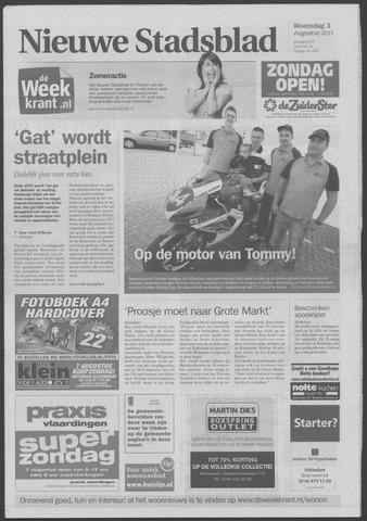 Het Nieuwe Stadsblad 2011-08-03