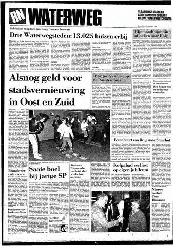 Rotterdamsch Nieuwsblad / Schiedamsche Courant / Rotterdams Dagblad / Waterweg / Algemeen Dagblad 1985-01-07