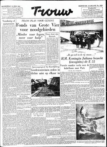 Trouw / De Rotterdammer 1955-07-14
