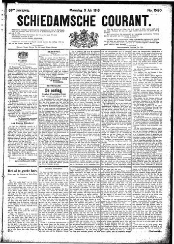 Schiedamsche Courant 1916-07-03