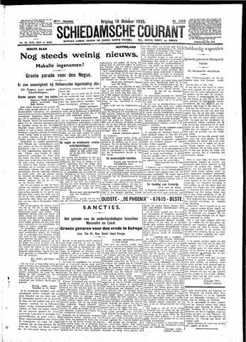 Schiedamsche Courant 1935-10-18