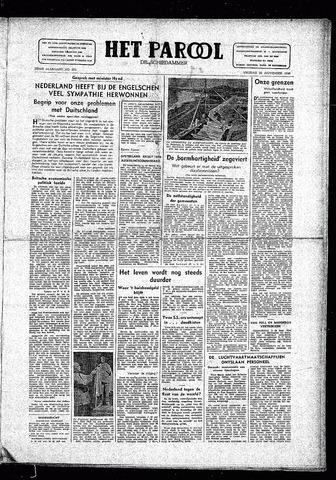 Rotterdamsch Parool / De Schiedammer 1946-11-22