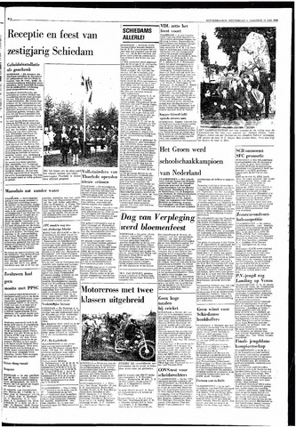 Rotterdamsch Nieuwsblad / Schiedamsche Courant / Rotterdams Dagblad / Waterweg / Algemeen Dagblad 1968-05-13