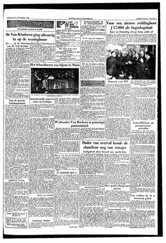 Rotterdamsch Nieuwsblad / Schiedamsche Courant / Rotterdams Dagblad / Waterweg / Algemeen Dagblad 1953-11-24