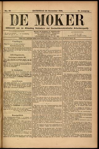 De Moker 1906-11-24