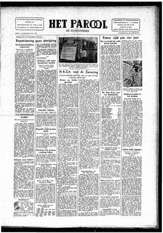 Rotterdamsch Parool / De Schiedammer 1946-08-29