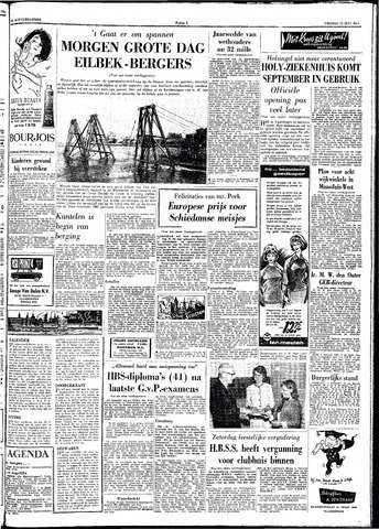 Trouw / De Rotterdammer 1964-07-10