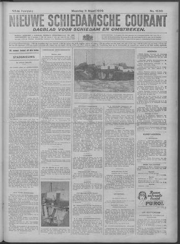 Nieuwe Schiedamsche Courant 1929-03-11
