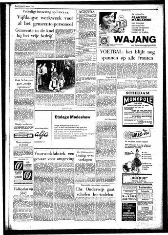 Rotterdamsch Parool / De Schiedammer 1961-03-23
