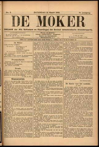 De Moker 1908-03-21
