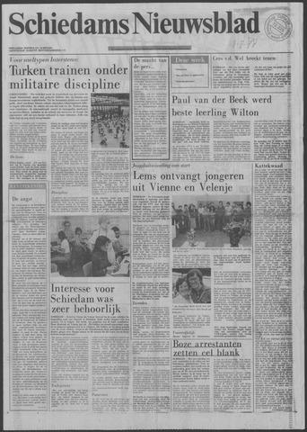 Schiedams Nieuwsblad 1977-07-27
