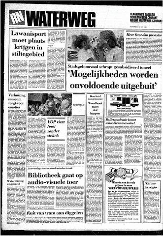 Rotterdamsch Nieuwsblad / Schiedamsche Courant / Rotterdams Dagblad / Waterweg / Algemeen Dagblad 1985-05-30