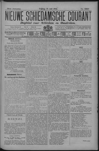 Nieuwe Schiedamsche Courant 1913-07-18