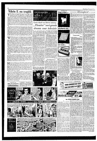 Rotterdamsch Parool / De Schiedammer 1959-01-29
