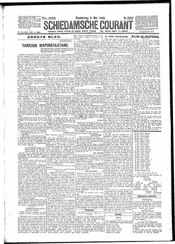 Schiedamsche Courant 1933-05-11