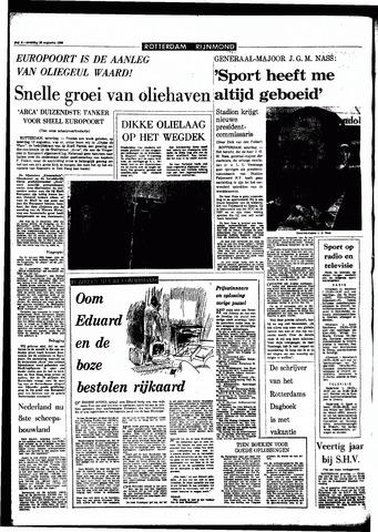 Rotterdamsch Parool / De Schiedammer 1966-08-20