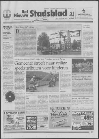 Het Nieuwe Stadsblad 1996-09-05