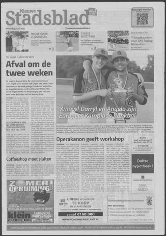 Het Nieuwe Stadsblad 2013-07-31