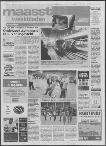 Maaspost / Maasstad / Maasstad Pers 2002-11-06