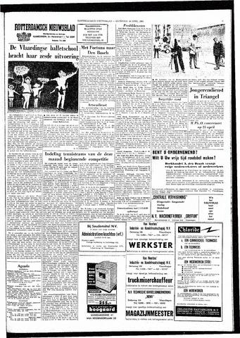 Rotterdamsch Nieuwsblad / Schiedamsche Courant / Rotterdams Dagblad / Waterweg / Algemeen Dagblad 1964-04-18