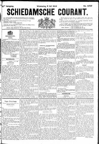 Schiedamsche Courant 1908-07-08