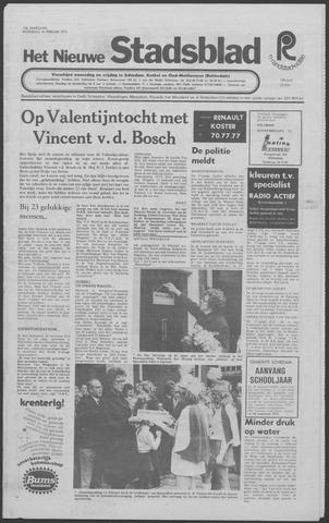 Het Nieuwe Stadsblad 1972-02-16