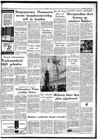 Trouw / De Rotterdammer 1969-01-21
