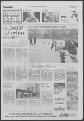 Maaspost / Maasstad / Maasstad Pers 2009-03-04