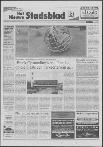 Het Nieuwe Stadsblad 2000-07-13