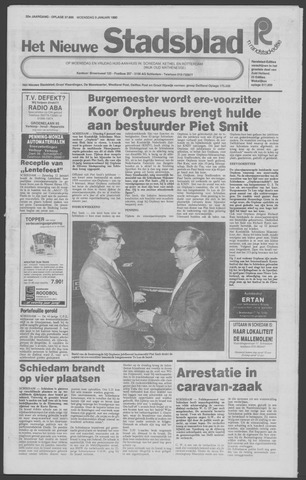 Het Nieuwe Stadsblad 1980-01-09