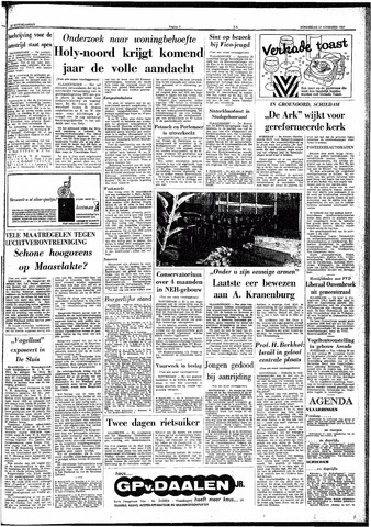 Trouw / De Rotterdammer 1969-11-27