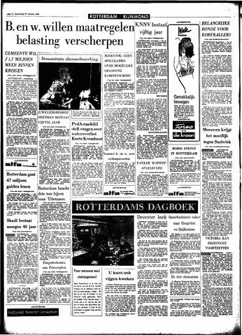 Rotterdamsch Parool / De Schiedammer 1966-10-27