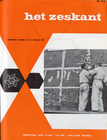 Het Zeskant 1963-08-01