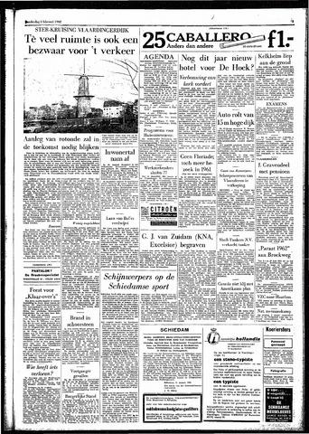 Rotterdamsch Parool / De Schiedammer 1962-02-01