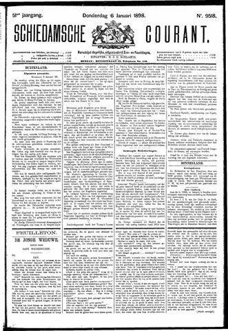 Schiedamsche Courant 1898-01-06