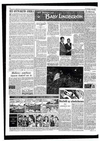 Rotterdamsch Parool / De Schiedammer 1957-03-07