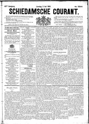 Schiedamsche Courant 1910-07-03