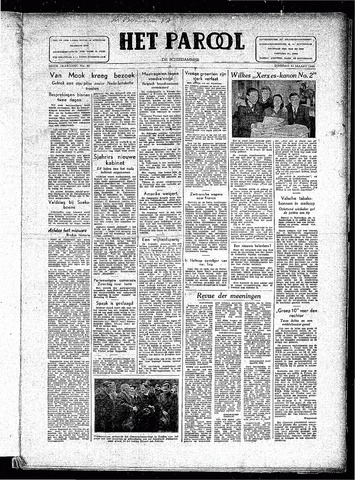 Rotterdamsch Parool / De Schiedammer 1946-03-12