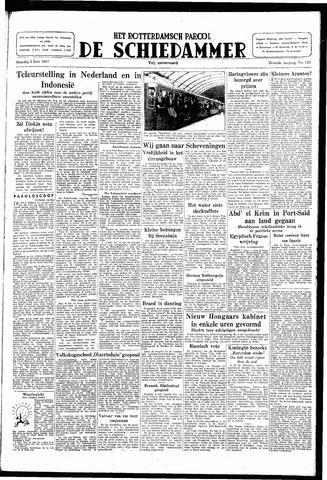 Rotterdamsch Parool / De Schiedammer 1947-06-02
