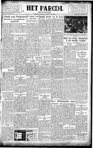 Rotterdamsch Parool / De Schiedammer 1945-12-10