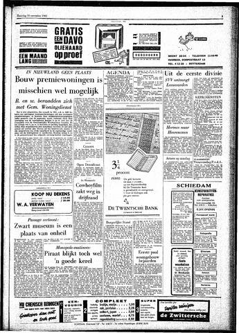 Rotterdamsch Parool / De Schiedammer 1961-11-18