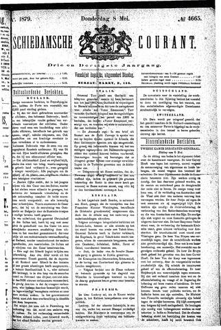 Schiedamsche Courant 1879-05-08